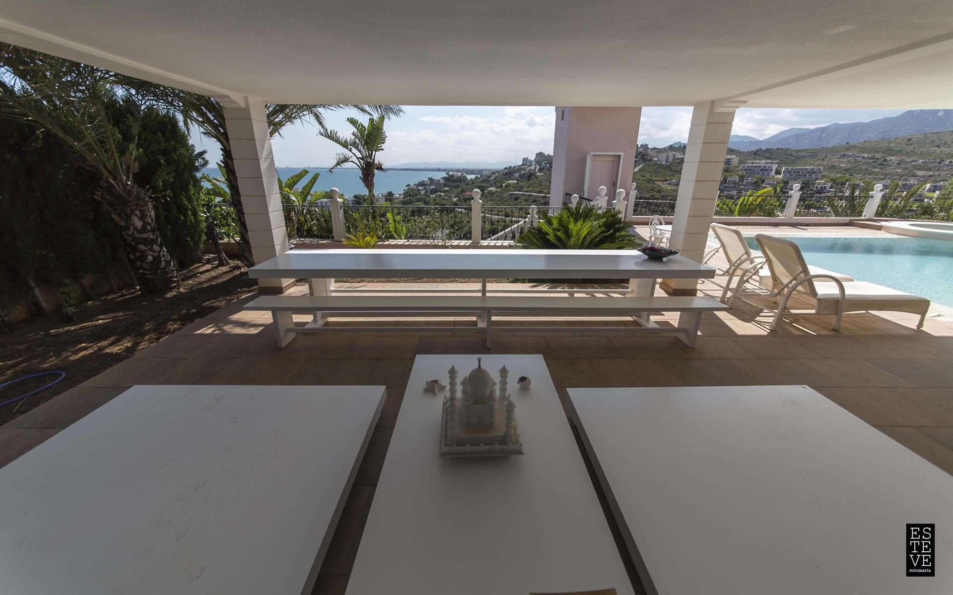 Villa de lujo en torre bellver sala moyua realty - Muebles chill valladolid ...