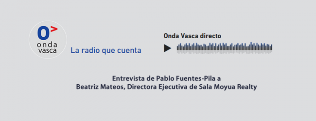 Entrevista de Pablo Fuentes-Pila en Onda Vasca