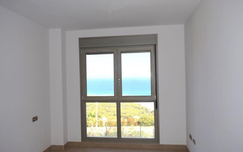 Habitación del apartamento