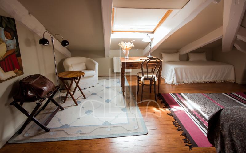 Suite independiente en ático