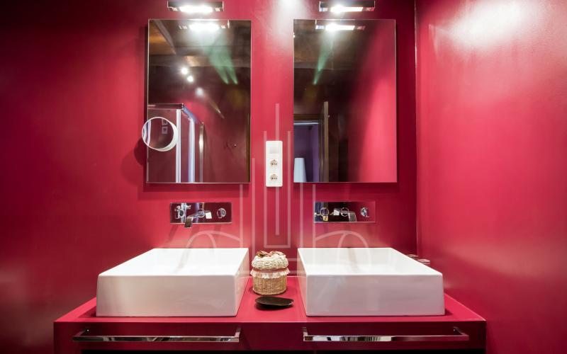Baño en suite de habitación en planta primera